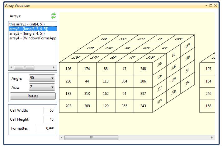 Array Visualizer - Visual Studio Marketplace